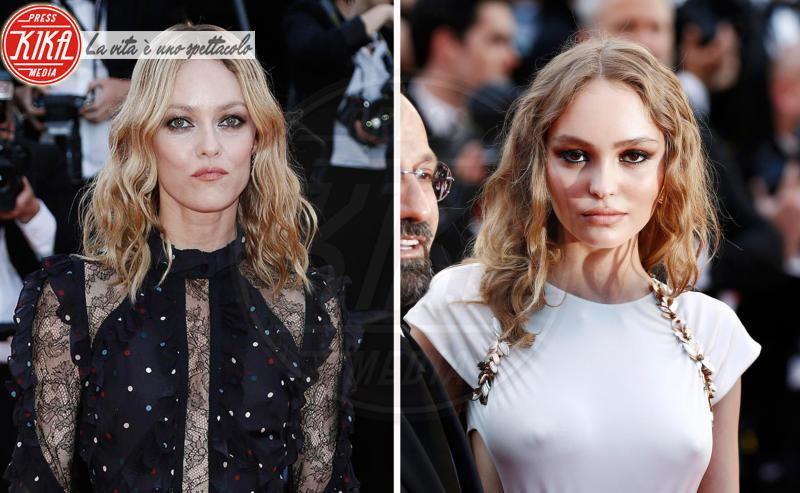 Lily Rose Depp, Vanessa Paradis - Tale madre tale figlia, giovanissima: la riconosci?