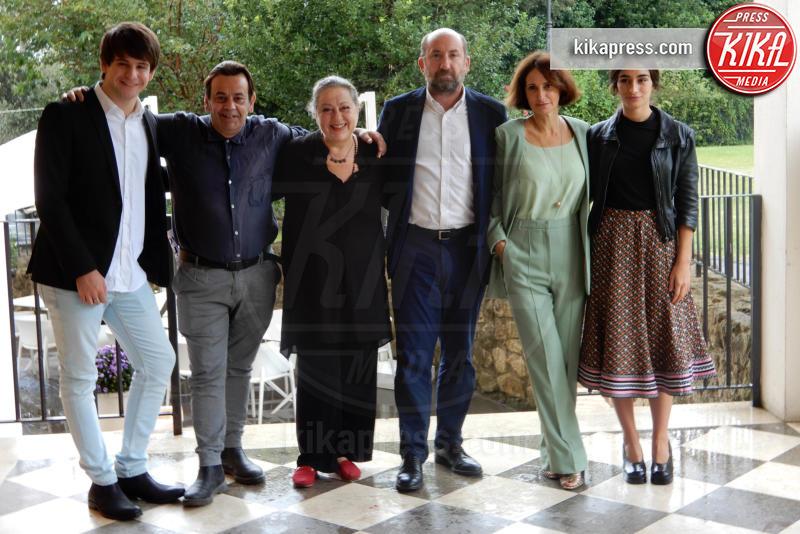 cast I Topi - Roma - 01-10-2018 - I Topi: Antonio Albanese, un boss mafioso tutto da ridere