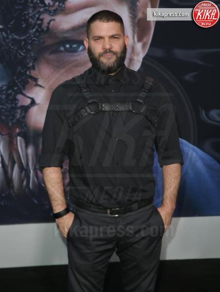 Guillermo Díaz - Westwood - 02-10-2018 - Michelle Williams, alla prima di Venom brilla la vera nuziale