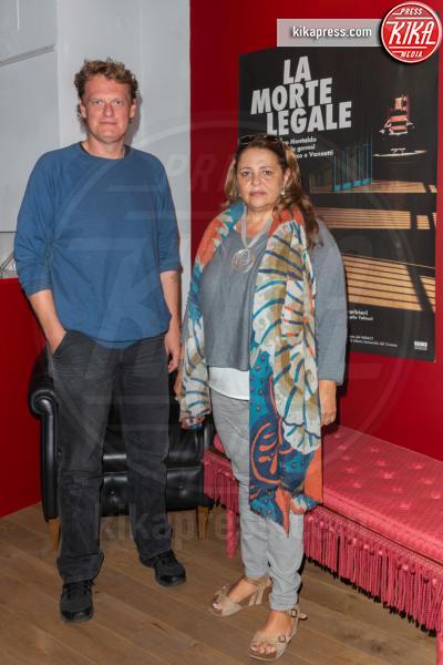 Silvia Giulietti, Giotto Barbieri - Roma - 03-10-2018 - La Morte Legale, la storia di Sacco e Vanzetti vista da Montaldo