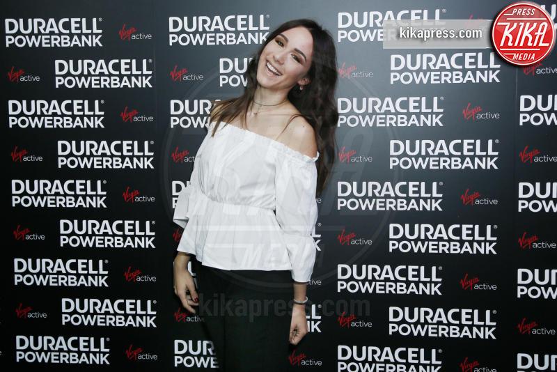 Aurora Ramazzotti - Milano - 03-10-2018 - Aurora Ramazzotti instancabile come una Duracell Powerbank