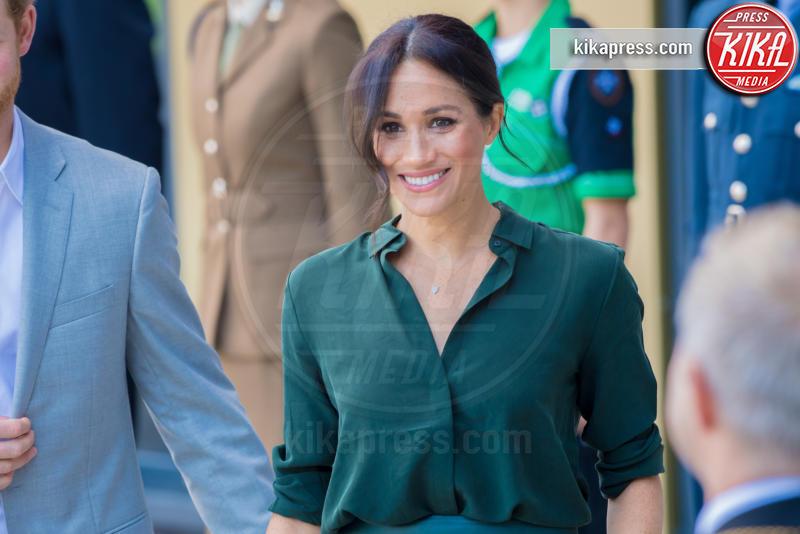 Duchess of Sussex, Meghan, Prince Harry, Duke - Chichester - 03-10-2018 - Meghan Markle ha una sosia Maori, lei!
