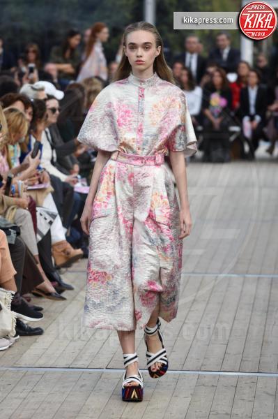 Modella - Parigi - 01-10-2018 - Paris Fashion Week, in passerella sfila Leonard