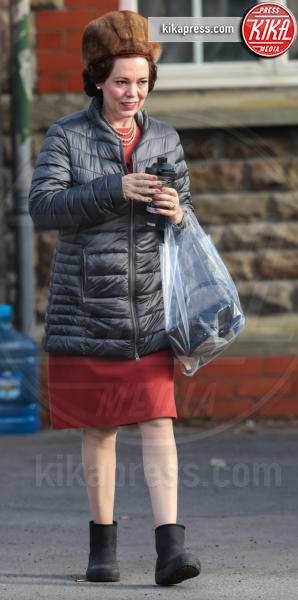 Olivia Colman - Cwmaman - 04-10-2018 - Dimenticate Claire Foy, ora la regina Elisabetta è lei!