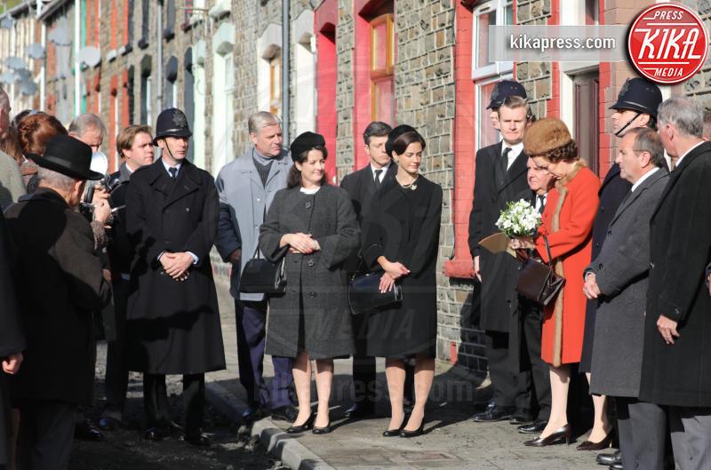 Olivia Colman - Brecon Beacons - 04-10-2018 - Dimenticate Claire Foy, ora la regina Elisabetta è lei!
