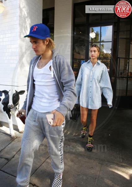 Hailey Baldwin, Justin Bieber - Los Angeles - 04-10-2018 - Bieber-Baldwin, la villa da novelli sposi e' un vero sogno