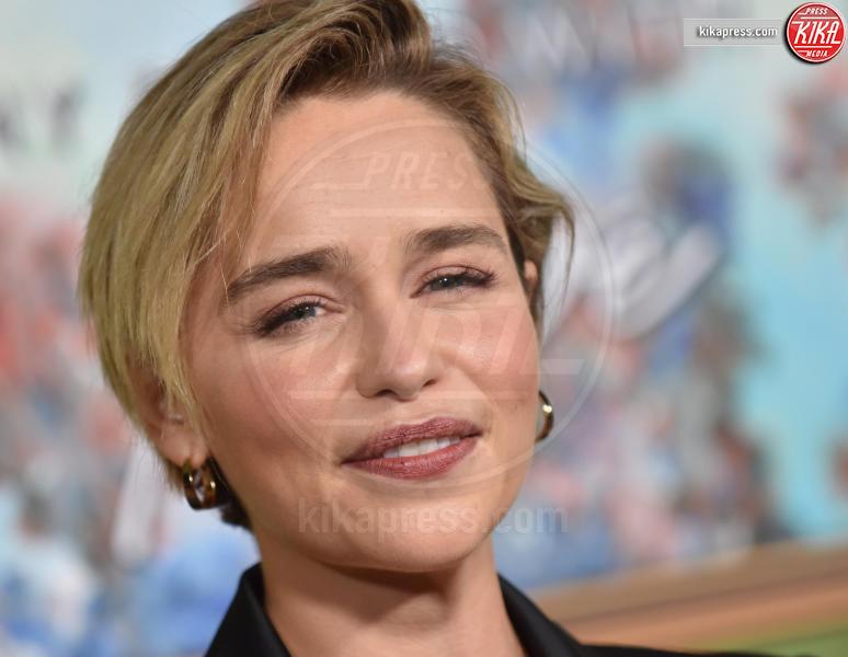 Emilia Clarke - Hollywood - 04-10-2018 - Addio 2019, le immagini simbolo dell'anno