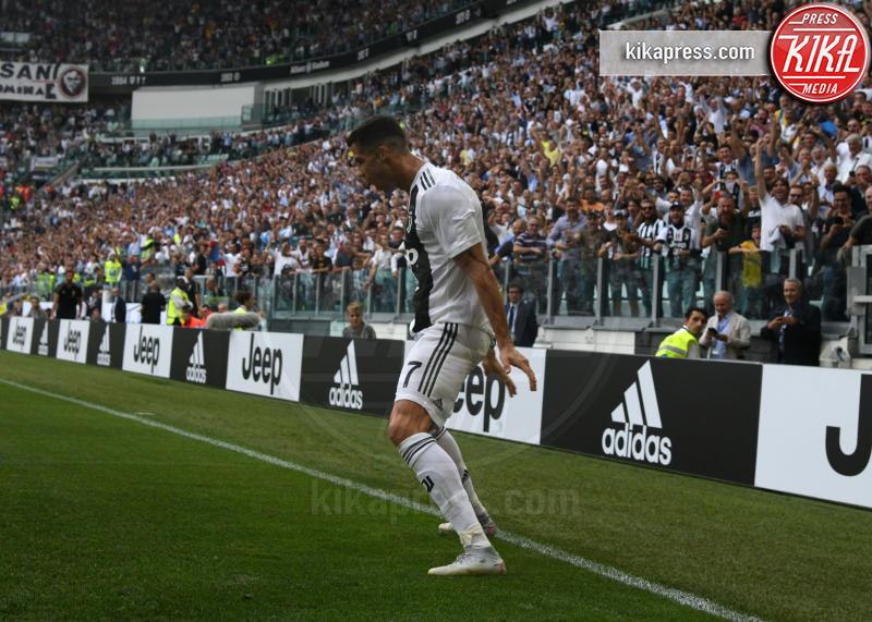 Cristiano Ronaldo - Torino - 08-10-2018 - Caso CR7, parla Raffaella Fico: