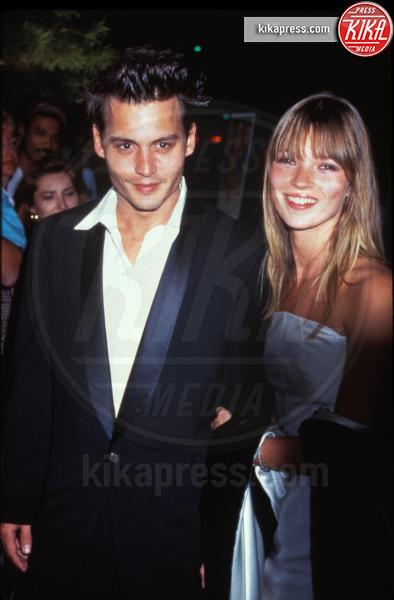 Kate Moss, Johnny Depp - Scarborough - 26-05-1999 - Tale madre tale figlia, giovanissima: la riconosci?
