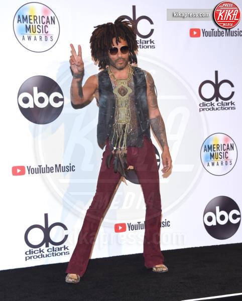 Lenny Kravitz - Los Angeles - 09-10-2018 - AMA 2018, Taylor Swift entra nella leggenda