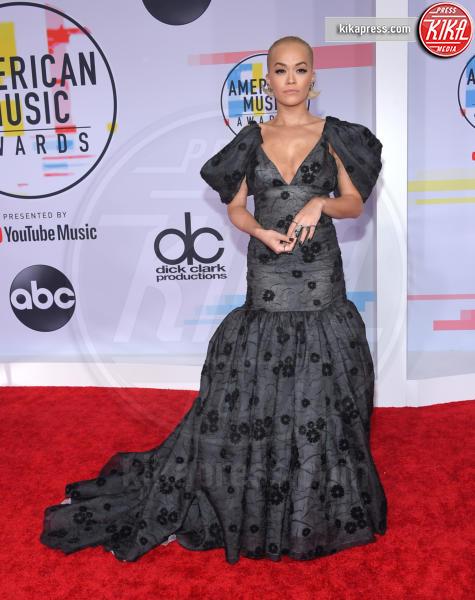 Rita Ora - Los Angeles - 09-10-2018 - AMA 2018, Taylor Swift entra nella leggenda