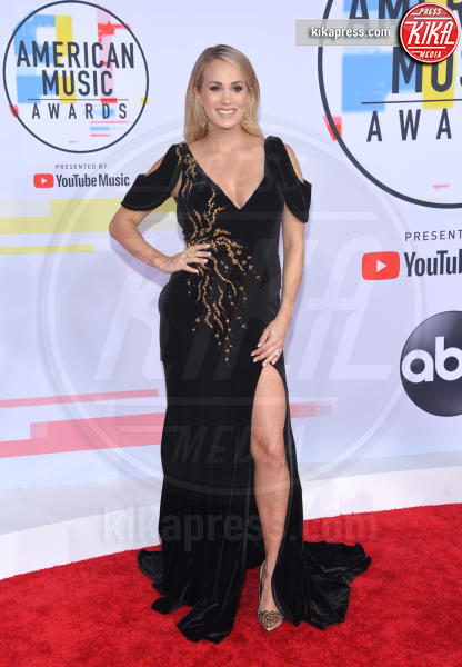 Hilary Roberts, Carrie Underwood - Los Angeles - 09-10-2018 - AMA 2018, Taylor Swift entra nella leggenda