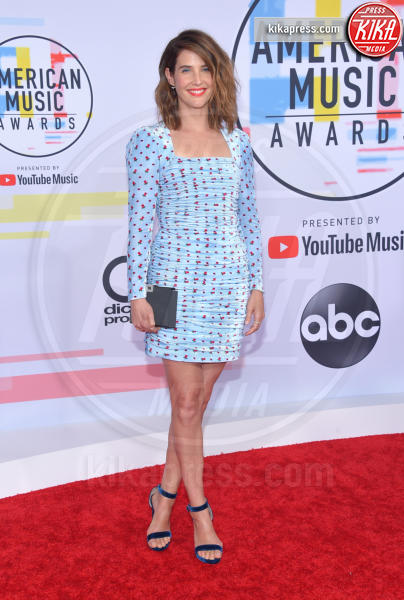 Cobie Smulders - Los Angeles - 09-10-2018 - AMA 2018, Taylor Swift entra nella leggenda