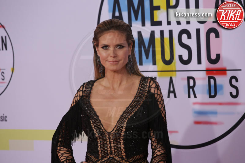 Heidi Klum - Los Angeles - 09-10-2018 - AMA 2018, Taylor Swift entra nella leggenda
