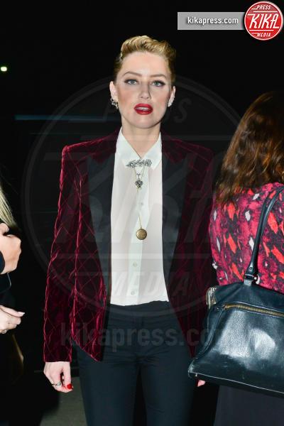 Amber Heard - Los Angeles - 10-10-2018 - Bella Thorne , per il compleanno un must: il velluto!
