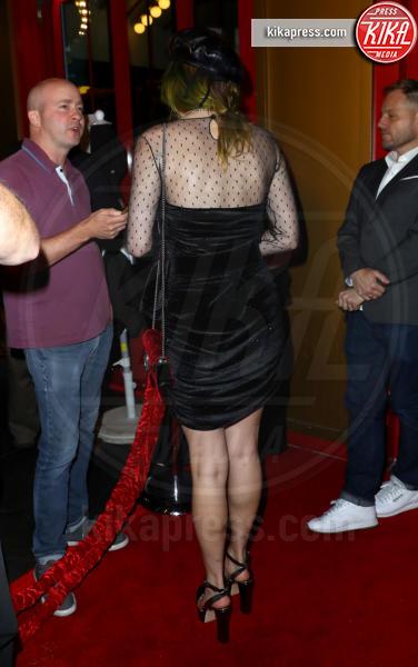 Bella Thorne - Las Vegas - 08-10-2018 - Bella Thorne , per il compleanno un must: il velluto!