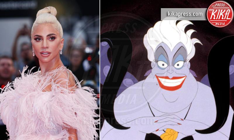 strega Ursula, Lady Gaga - Los Angeles - 11-10-2018 - La Sirenetta, ci sarà anche Lady Gaga? Ecco con quale ruolo
