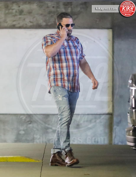 Ben Affleck - Los Angeles - 10-10-2018 - Ben Affleck: da sex symbol a uomo di... pancia!