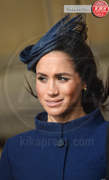 Meghan Markle - Windsor - 12-10-2018 - Meghan Markle incinta: tutti i look premaman della duchessa