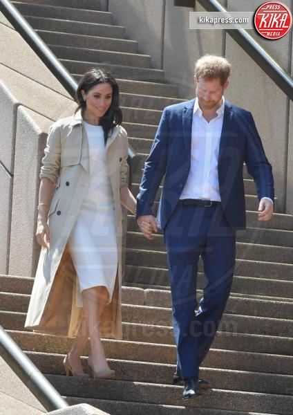 Duke of Sussex, Duchess of Sussex, Meghan, Prince Harry, Meghan Markle - Sydney - 16-10-2018 - Meghan Markle incinta: tutti i look premaman della duchessa