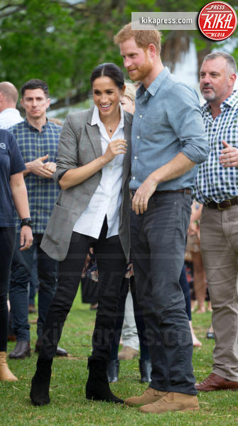 Meghan Markle, Principe Harry - Dubbo - 17-10-2018 - Meghan Markle incinta: tutti i look premaman della duchessa