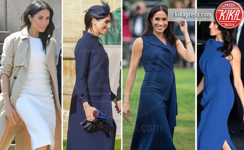 Meghan Markle - 18-10-2018 - Meghan Markle incinta: tutti i look premaman della duchessa