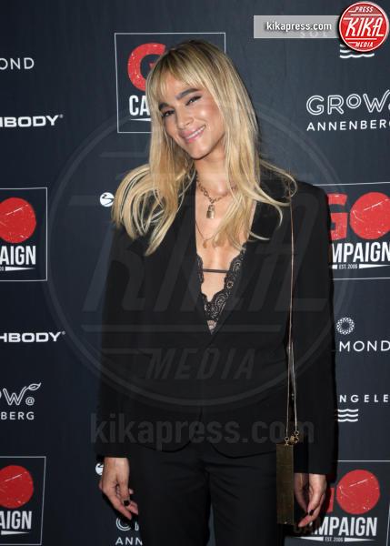 Sofia Boutella - Los Angeles - 21-10-2018 - Robert Pattinson e Lily Collins supportano la GO Campaign