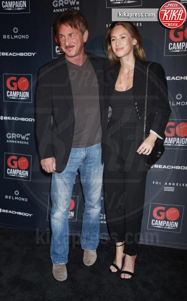 Dylan Penn, Sean Penn - Los Angeles - 20-10-2018 - Robert Pattinson e Lily Collins supportano la GO Campaign