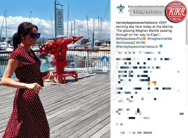 Meghan Markle - Sydney - 22-10-2018 - Meghan e Kate, le principesse dai pois... low cost!