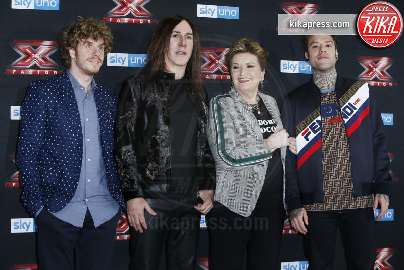LODO GUENZI, Fedez, Mara Maionchi, Manuel Agnelli - Milano - 22-10-2018 - X Factor 13, saranno loro i giudici della nuova edizione?