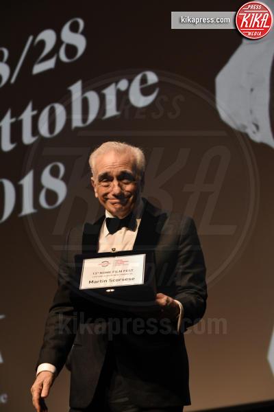 Martin Scorsese - 22-10-2018 - Festival di Roma: premio alla carriera a Martin Scorsese