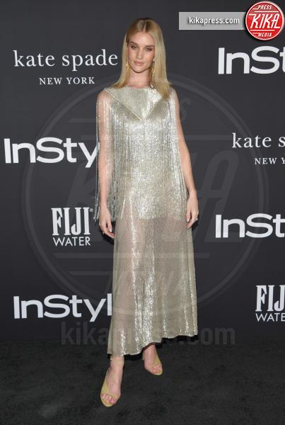 Rosie Huntington-Whiteley - Los Angeles - 22-10-2018 - Julia Roberts/Elizabeth Stewart, stesso look agli InStyle Awards