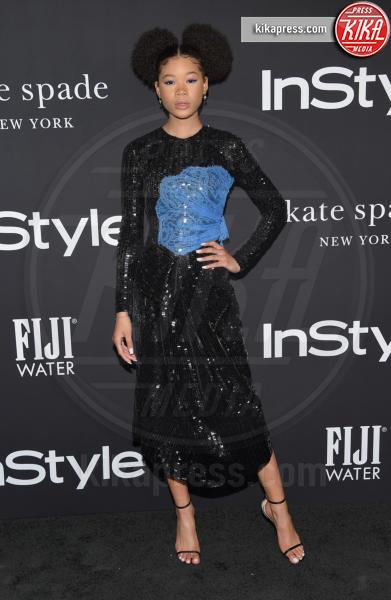 Storm Reid - Los Angeles - 22-10-2018 - Julia Roberts/Elizabeth Stewart, stesso look agli InStyle Awards