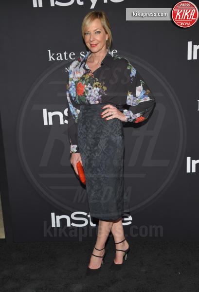 Allison Janney - Los Angeles - 22-10-2018 - Julia Roberts/Elizabeth Stewart, stesso look agli InStyle Awards