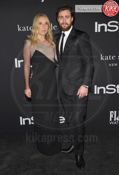 Sam Taylor-Johnson, Aaron Taylor-Johnson - Los Angeles - 22-10-2018 - Julia Roberts/Elizabeth Stewart, stesso look agli InStyle Awards