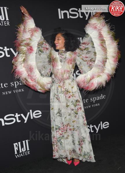 Tracee Ellis Ross - Los Angeles - 22-10-2018 - Julia Roberts/Elizabeth Stewart, stesso look agli InStyle Awards