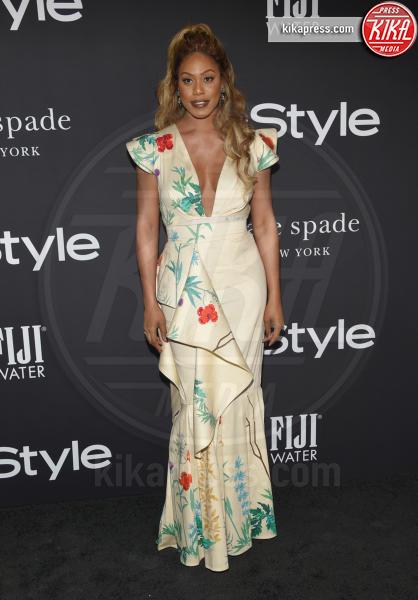 Laverne Cox - Los Angeles - 22-10-2018 - Julia Roberts/Elizabeth Stewart, stesso look agli InStyle Awards