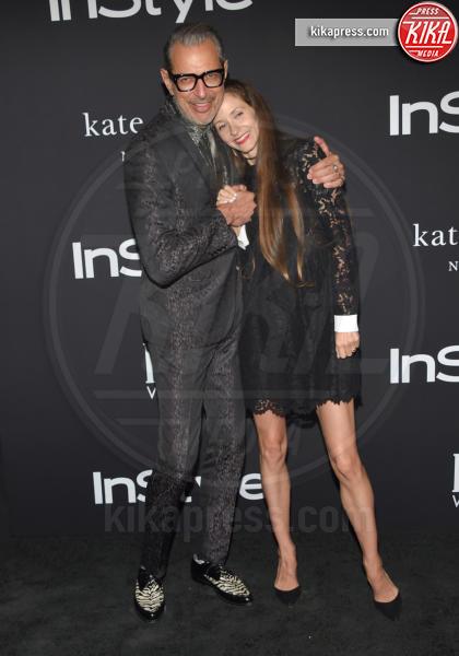 Emilie Livingston, Jeff Goldblum - Los Angeles - 22-10-2018 - Julia Roberts/Elizabeth Stewart, stesso look agli InStyle Awards