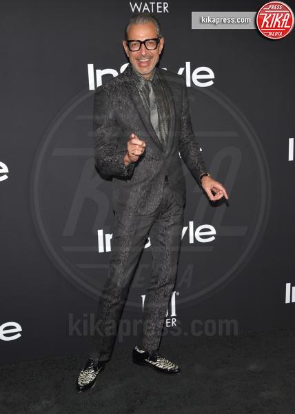 Jeff Goldblum - Los Angeles - 22-10-2018 - Julia Roberts/Elizabeth Stewart, stesso look agli InStyle Awards
