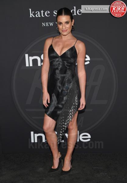 Lea Michele - Los Angeles - 22-10-2018 - Julia Roberts/Elizabeth Stewart, stesso look agli InStyle Awards