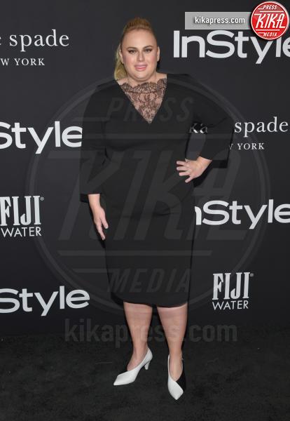 Rebel Wilson - Los Angeles - 22-10-2018 - Julia Roberts/Elizabeth Stewart, stesso look agli InStyle Awards