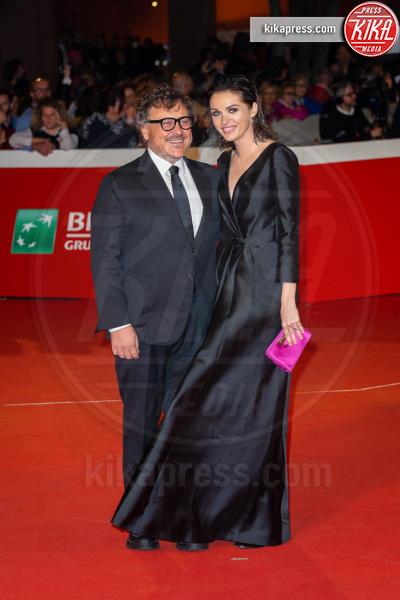 Caterina Shulha, Marco Belardi - Roma - 27-10-2018 - Festival di Roma: Tir di Alberto Fasulo vince il Marc'Aurelio
