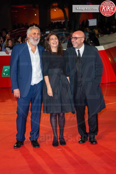 Francesco Piccolo, Francesca Archibugi - Roma - 27-10-2018 - Festival di Roma: Tir di Alberto Fasulo vince il Marc'Aurelio