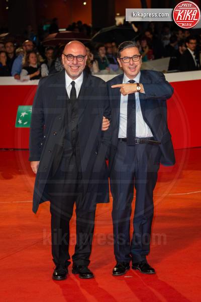 Antonio Monda - Roma - 27-10-2018 - Festival di Roma: Tir di Alberto Fasulo vince il Marc'Aurelio
