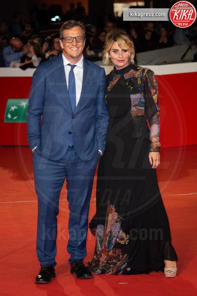 Angelica Russo, Gabriele Muccino - Roma - 27-10-2018 - Festival di Roma: Tir di Alberto Fasulo vince il Marc'Aurelio