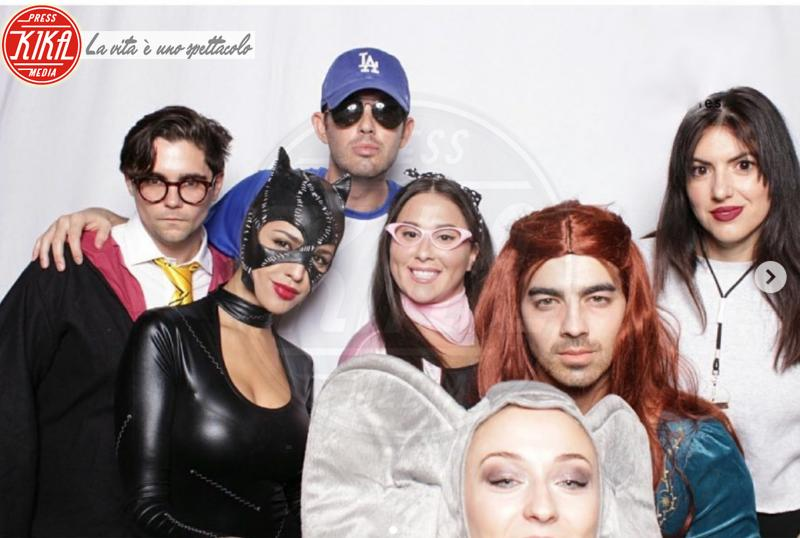Sophie Turner, Joe Jonas - Los Angeles - 29-10-2018 - Halloween 2018, le celebrities che si travestono da altre star