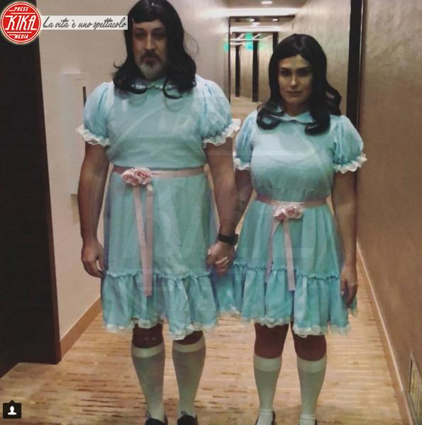 Joey Fatone - Los Angeles - 29-10-2018 - Halloween 2018, le celebrities che si travestono da altre star