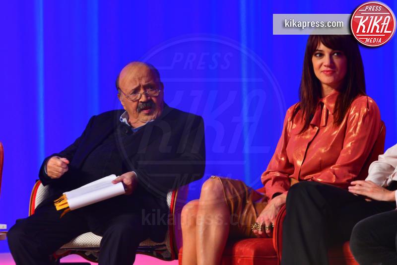 Maurizio Costanzo, Asia Argento - Roma - 29-10-2018 - Maurizio Costanzo Show, che scintille Al Bano e Romina!