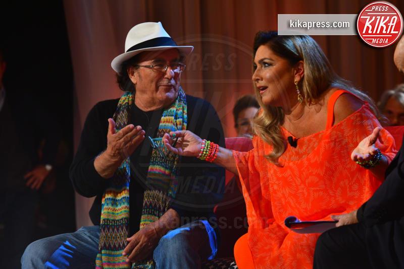 Al Bano, Romina Carrisi - Roma - 29-10-2018 - Maurizio Costanzo Show, che scintille Al Bano e Romina!