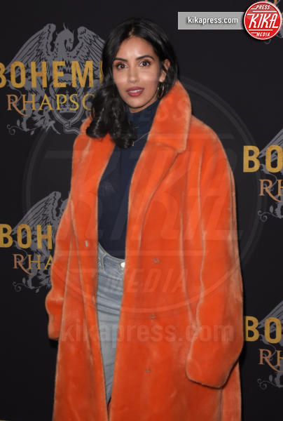 Parveen Kaur - NYC - 31-10-2018 - Roger Taylor e Bryan May alla premiere del biopic sui Queen